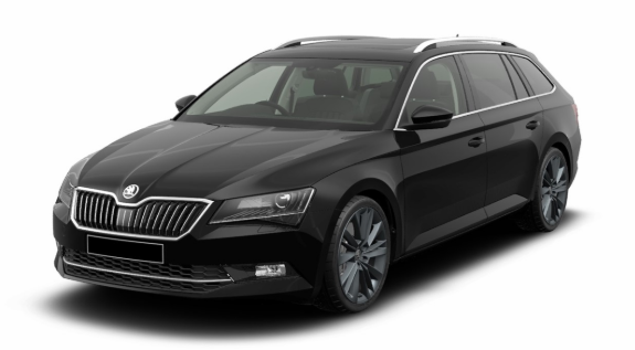 Skoda Superb SE-L Executive
