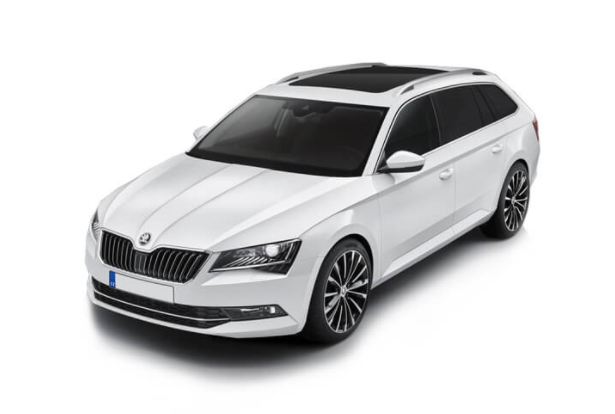 Skoda Superb Executive
