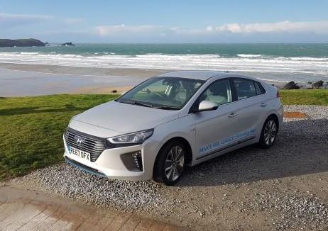 Hyundai Ioniq Premium SE Silver