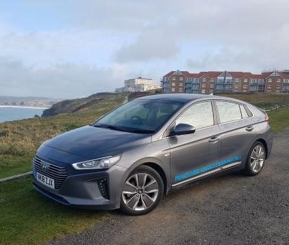 Hyundai Ioniq Premium SE Grey