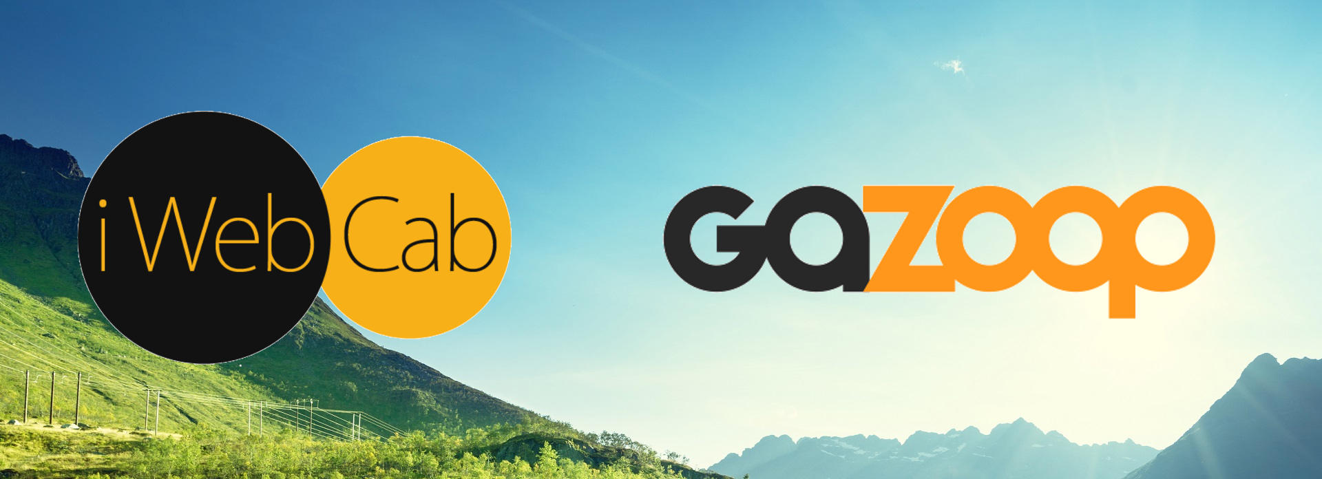 Welcome to the New Gazoop (Formerly iWebCab)!