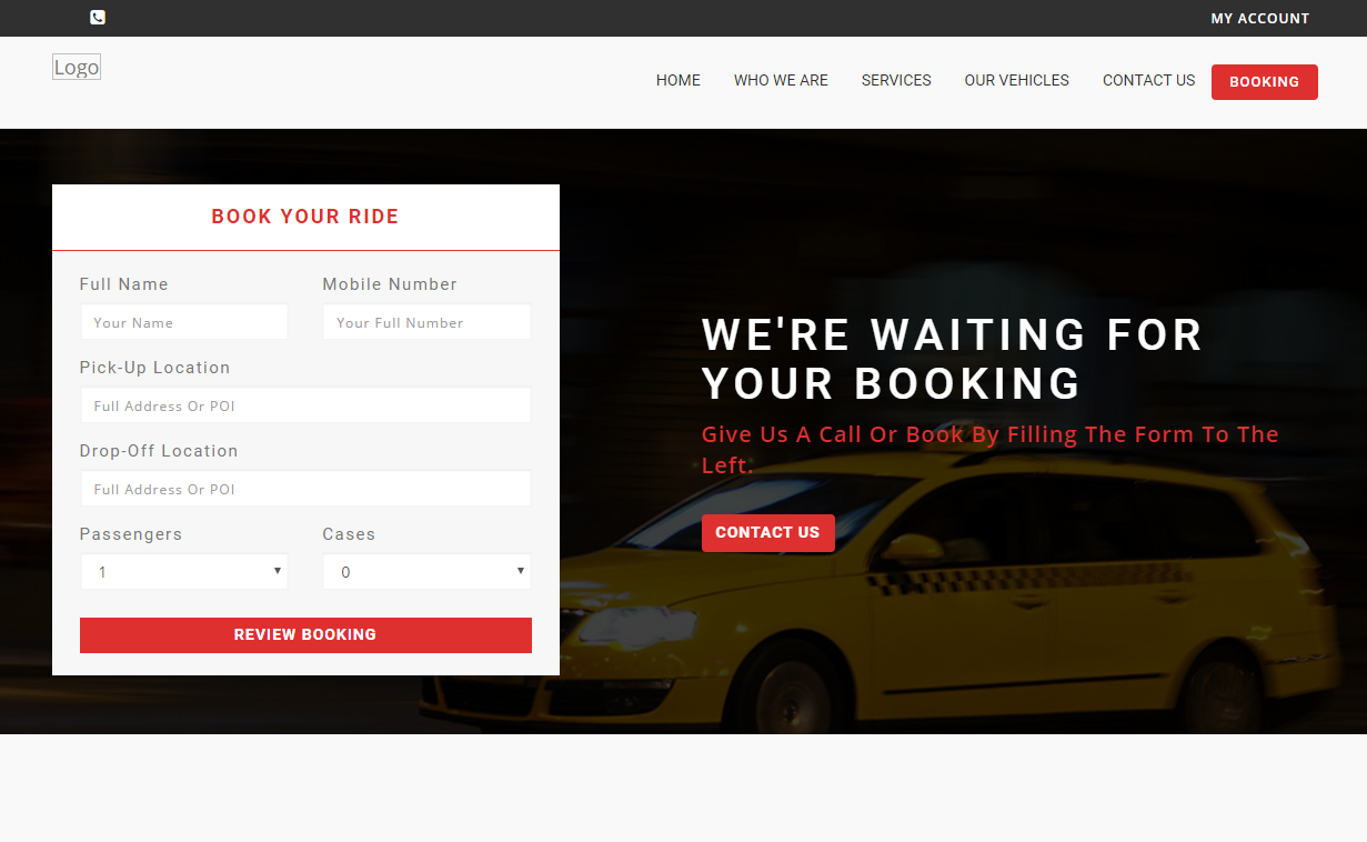 4 Reasons Why Your Taxi Business Needs a Taxi Website