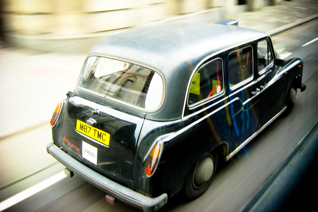 Transporting disabled passengers — what taxi drivers need to know