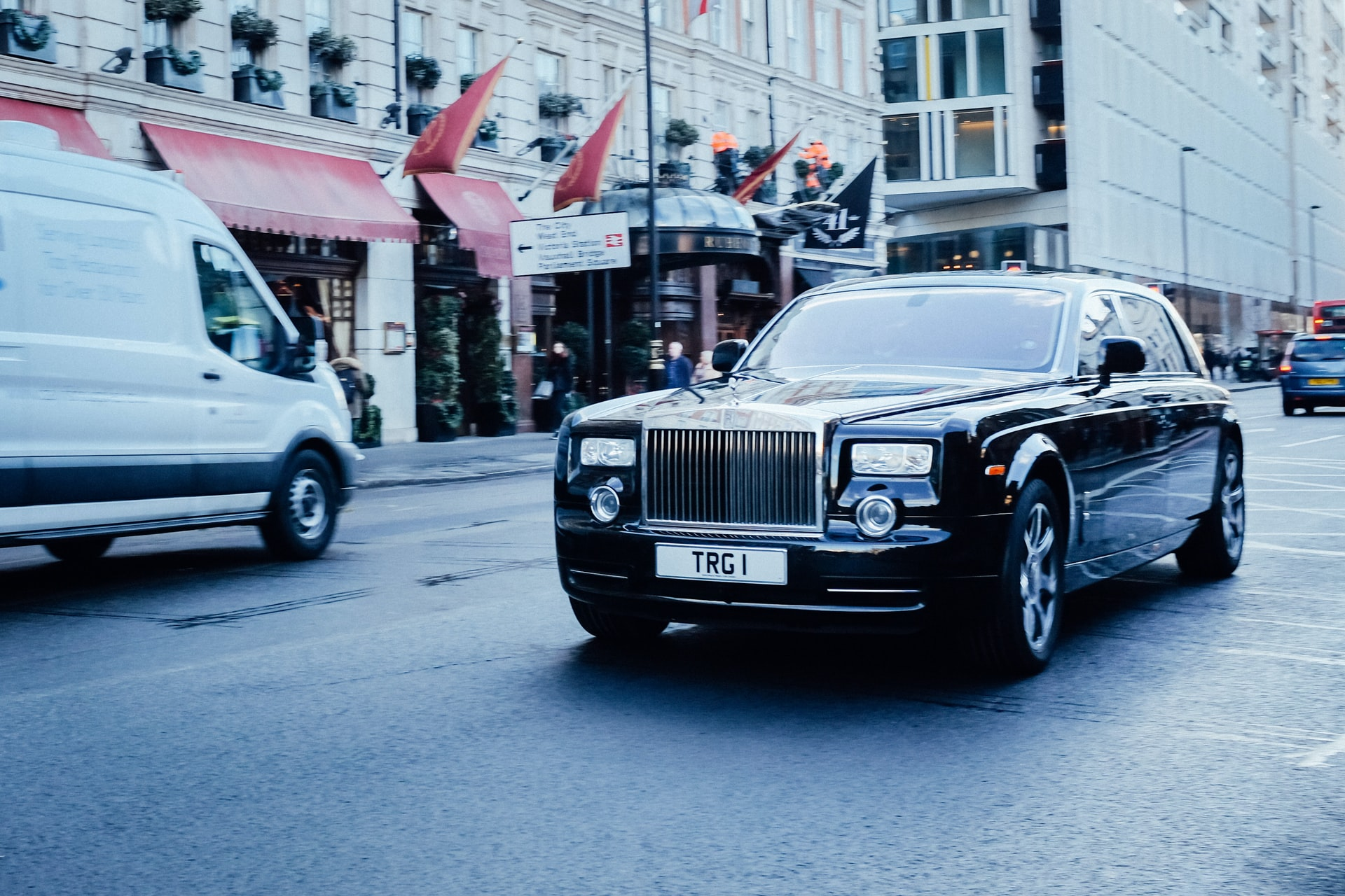 Why chauffeur businesses should use fleet management